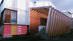 Ruskin Glass Centre Cafe closed until November 10th