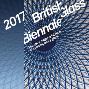 British Glass Biennale Catalogue 2017